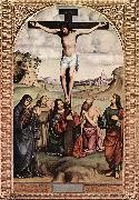 FRANCIA, Francesco Crucifixion xdfgs oil painting picture wholesale