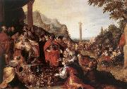FRANCKEN, Ambrosius Worship of the Golden Calf dj oil painting picture wholesale