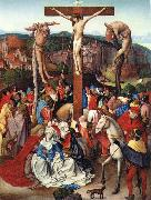 FRUEAUF, Rueland the Younger Crucifixion dsh oil painting artist