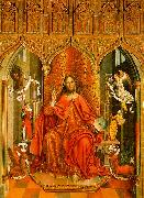 Fernando  Gallego Christ Giving his Blessing oil painting picture wholesale