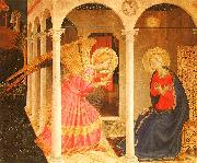 Fra Angelico Annunciation oil painting picture wholesale