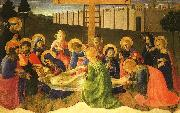 Fra Angelico Lamentation Over the Dead Christ oil painting picture wholesale