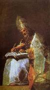 Francisco Jose de Goya St. Gregory oil painting picture wholesale