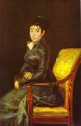 Francisco Jose de Goya Dona Teresa Sureda oil painting picture wholesale