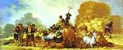 Francisco Jose de Goya Summer oil painting picture wholesale