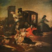 Francisco de Goya The Pottery Vendor oil painting picture wholesale