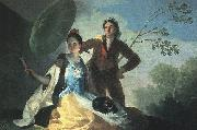 Francisco de Goya The Parasol oil painting picture wholesale