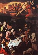 Francisco de Zurbaran The Adoration of the Shepherds_a oil painting picture wholesale