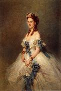 Franz Xaver Winterhalter Alexandra, Princess of Wales Spain oil painting reproduction