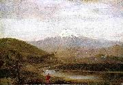 Frederic Edwin Church Cotopaxi oil painting picture wholesale