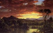 Frederic Edwin Church A Country Home oil painting picture wholesale