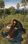 GAROFALO John the Baptist in the Wilderness fg oil painting picture wholesale