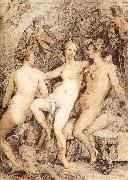 GOES, Hugo van der Venus between Ceres and Bacchus dsg oil painting picture wholesale