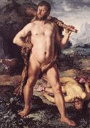 GOLTZIUS, Hendrick Hercules and Cacus dg oil painting picture wholesale