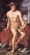 GOLTZIUS, Hendrick Mercury dg oil painting picture wholesale