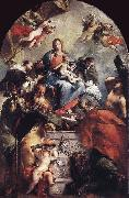 GUARDI, Gianantonio Madonna and Child with Saints kh oil painting picture wholesale