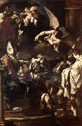 GUERCINO St William of Aquitaine Receiving the Cowln  ngb oil painting picture wholesale