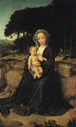 Gerard David The Rest on the Flight to Egypt_1 oil painting picture wholesale