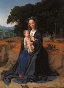 Gerard David The Rest on the Flight into Egypt_1 oil painting picture wholesale