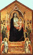 Giotto The Madonna in Glory oil painting artist