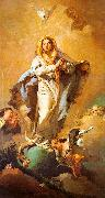 Giovanni Battista Tiepolo The Immaculate Conception oil painting artist