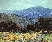 Granville Redmond Flowers Under the Oaks oil painting artist