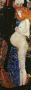 Gustav Klimt Hope I oil painting