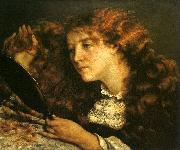 Gustave Courbet Portrait of Jo oil painting picture wholesale