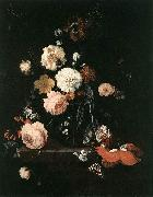 HEEM, Cornelis de Flower Still-Life sf oil painting artist