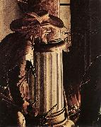 HOLBEIN, Hans the Younger The Oberried Altarpiece (detail) sg oil painting picture wholesale