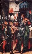 HOLBEIN, Hans the Younger The Passion (detail) sf oil painting picture wholesale