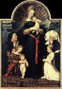 HOLBEIN, Hans the Younger Darmstadt Madonna sg oil painting picture wholesale