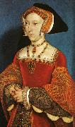 Hans Holbein Portrait of Jane Seymour oil painting picture wholesale
