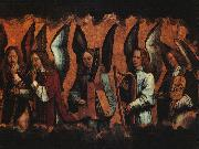 Hans Memling Musician Angels  dd oil painting picture wholesale