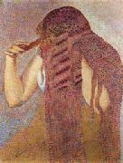 Henri Edmond Cross The Head of Hair oil painting picture wholesale