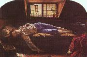 Henry Wallis The Death of Chatterton oil painting picture wholesale