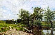 Hugh Bolton Jones On the Green River oil painting picture wholesale
