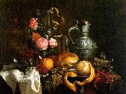 Jan Davidz de Heem Still Life 010 oil painting artist