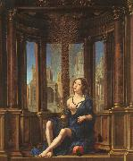 Jan Gossaert Mabuse Danae oil painting picture wholesale