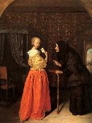 Jan Steen Bathsheba Receiving David's Letter oil painting picture wholesale