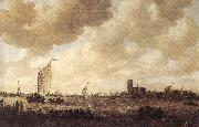 Jan van Goyen View of Dordrecht oil painting picture wholesale