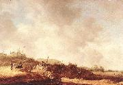 Jan van Goyen Landscape with Dunes oil painting picture wholesale