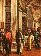Jan van Scorel The Presentation in the Temple oil painting picture wholesale