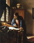 JanVermeer The Glass of Wine oil painting picture wholesale