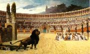 Jean Leon Gerome The Christian Martyrs Last Prayer oil painting picture wholesale