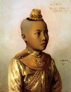 Jean Leon Gerome Pho Xai oil painting picture wholesale