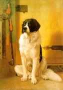 Jean Leon Gerome Study of a Dog oil painting picture wholesale