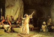 Jean Leon Gerome The Dance of the Almeh oil painting picture wholesale