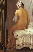 Jean-Auguste Dominique Ingres The Valpincon Bather oil painting