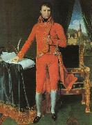 Jean-Auguste Dominique Ingres Bonaparte as First Consul oil painting picture wholesale